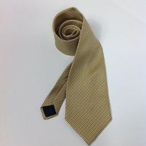 Brooks Brothers Makers Fine Silk Dot Dash Tie